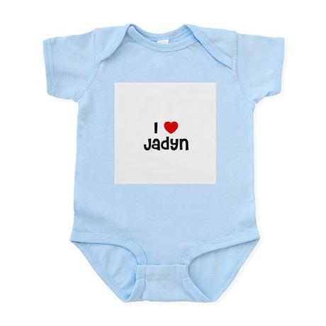 I * Jadyn Infant Creeper