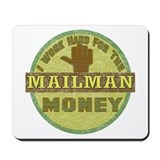 Mailman Mousepad