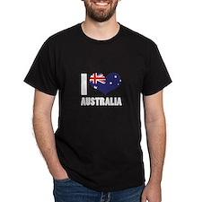 I Heart Australia T-Shirt