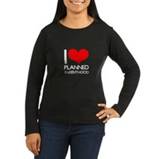 I Heart Planned Parenthood T-Shirt