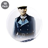 "Erwin Rommel 3.5"" Button (10 pack)"