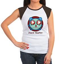 Zombie Hamster Cap Sleeve T