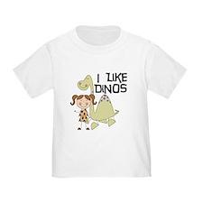 Girl I Like Dinos T