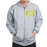 Funny Fedor Zip Hoodie
