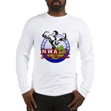 NWA Smoky Mountain Long Sleeve T-Shirt