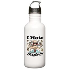 Unique Bugs and insects Water Bottle
