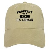 Property of a U.S. Airman Baseball Cap