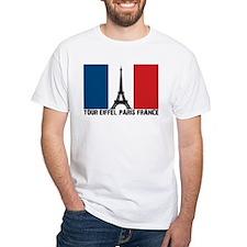 Tour Eiffel Paris France Shirt
