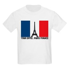 Tour Eiffel Paris France T-Shirt