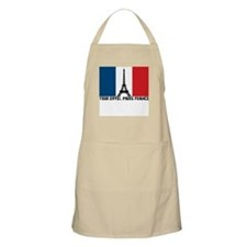 Tour Eiffel Paris France Apron