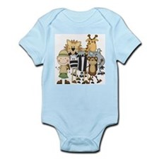 Boy on Safari Infant Bodysuit