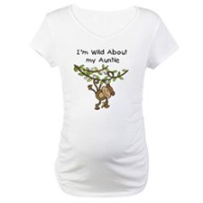 Wild About Auntie Long Sleeve Shirt