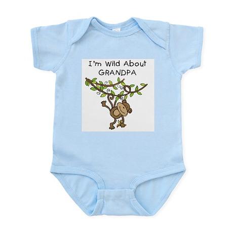 Wild About Grandpa Infant Bodysuit