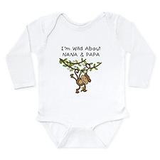 Wild About Nana & Papa Baby Outfits