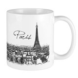 Paris Tasse (Tour Eiffel)