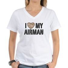 I Love My Airman Shirt