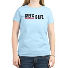 Grey's Is Life Women's Light T-Shirt