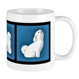 Smiling Bichon Small Mug