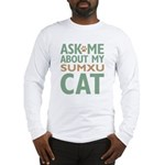 Sumxu Cat Long Sleeve T-Shirt