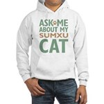 Sumxu Cat Hooded Sweatshirt
