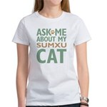 Sumxu Cat Women's T-Shirt