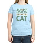 Sumxu Cat Women's Light T-Shirt