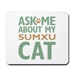 Sumxu Cat Mousepad