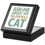Sumxu Cat Keepsake Box
