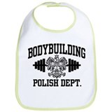 Polish Bodybuilding Bib