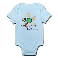 World Down Syndrome Day Infant Bodysuit