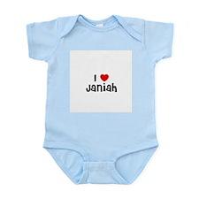 I * Janiah Infant Creeper