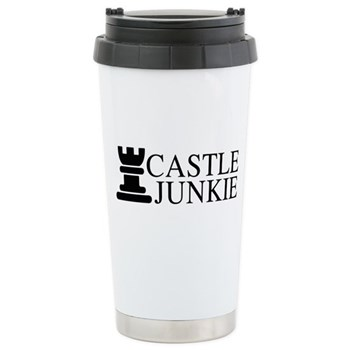 Castle Junkie Stainless Steel Travel Mug