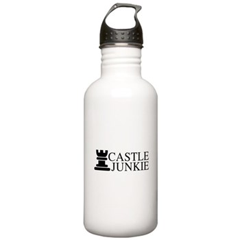 Castle Junkie Stainless Water Bottle 1.0L