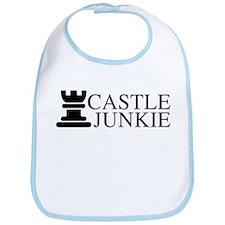 Castle Junkie Bib