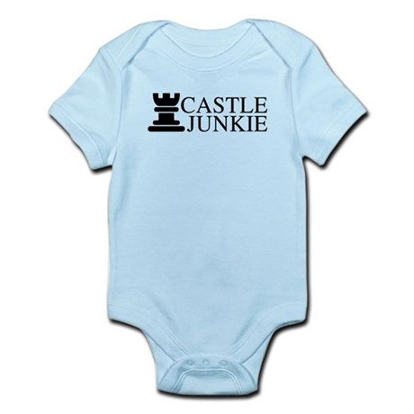 Castle Junkie Infant Bodysuit