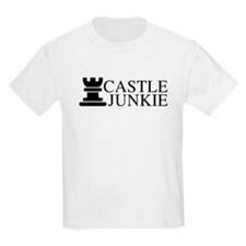 Castle Junkie Kids Light T-Shirt