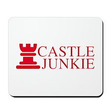 Castle Junkie Mousepad