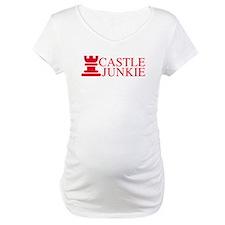 Castle Junkie Maternity T-Shirt
