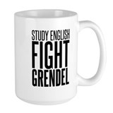 Study and Fight (English) Mug