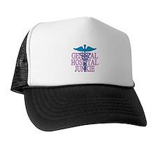 General Hospital Junkie Trucker Hat
