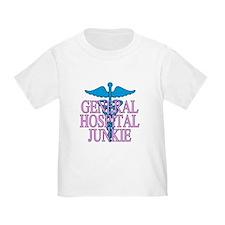 General Hospital Junkie Toddler T-Shirt