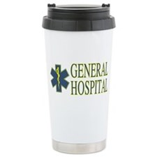 General Hosptial Ceramic Travel Mug