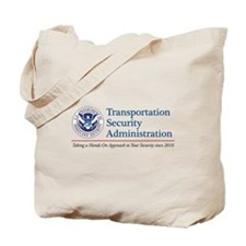 TSA Hands-On Tote Bag