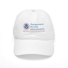 TSA Hands-On Baseball Cap