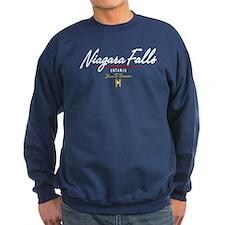 Niagara Falls Script Sweatshirt