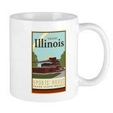 Travel Illinois Mug