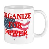 Organize for POWER Mug