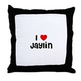 I * Jaylin Throw Pillow