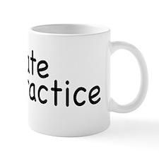 private practice Mug