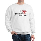 I Love Private Practice Sweater